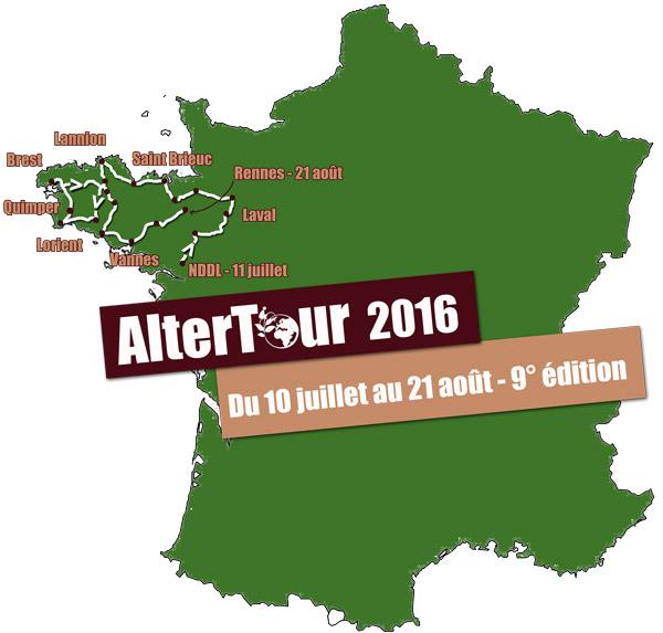 Parcours AlterTour 2016