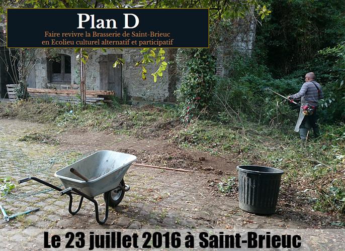 Etape de Planguenoual à Saint Brieuc