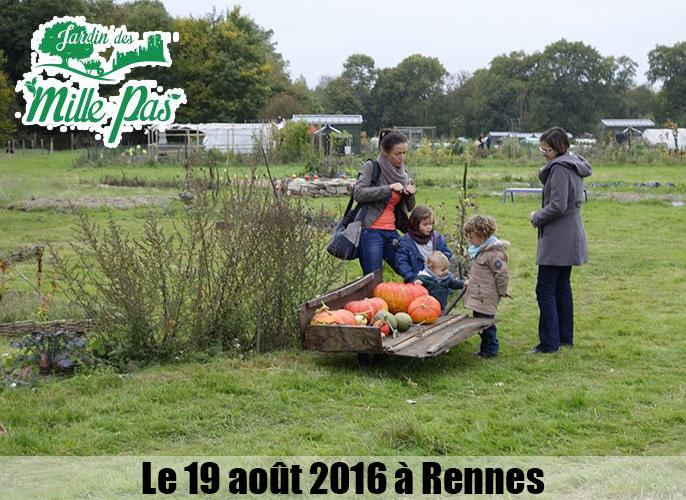 Etape de Guichen à Rennes