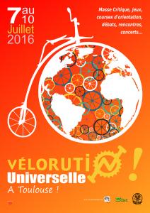 Vélorution Universelle 2016
