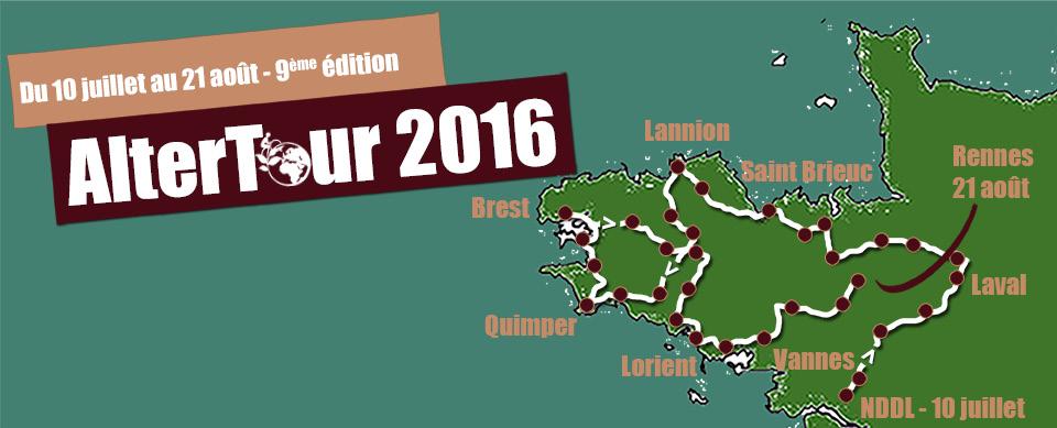 Parcours 2016