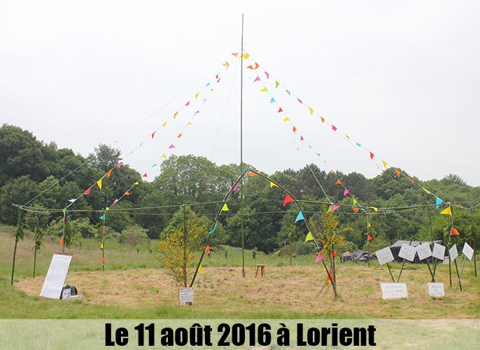 Etape de Inguiniel à Lorient