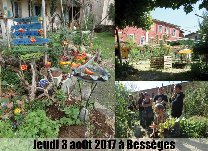 Etape de Ribaute les tavernes à Bessèges