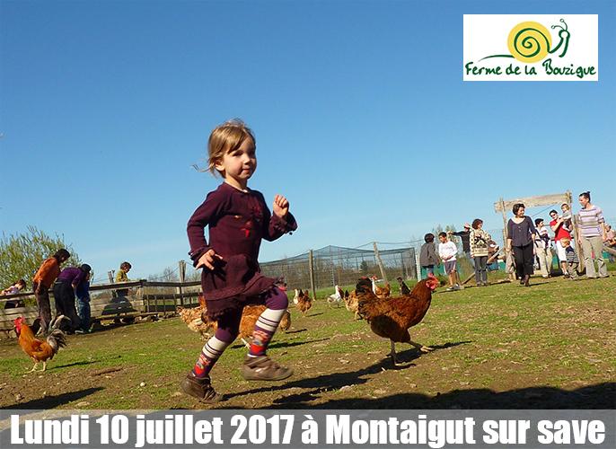 Etape de Ramonville à Montaigut-sur-Save