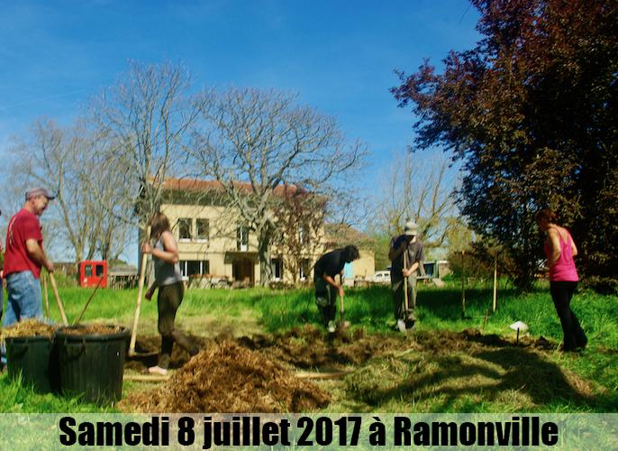 Etape de Ramonville à