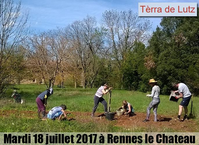 Etape de Puivert à Rennes-le-Chateau
