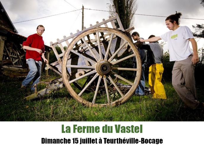 Etape de Cherbourg à Teurthéville-Bocage