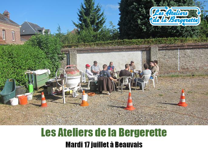 Etape de Lavacquerie à Beauvais