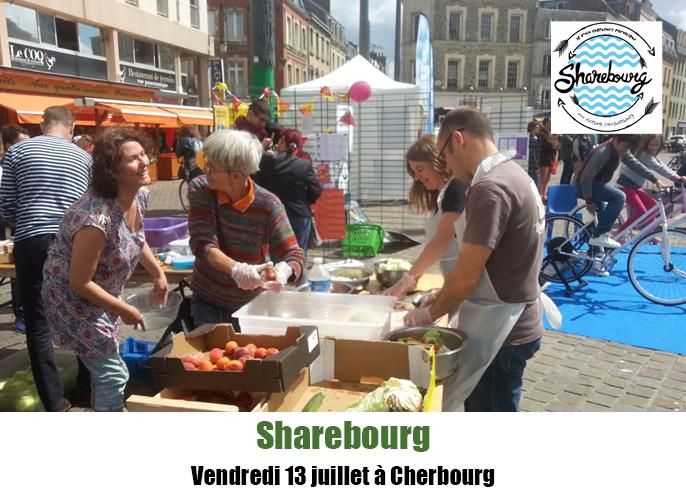 Etape de Cherbourg à