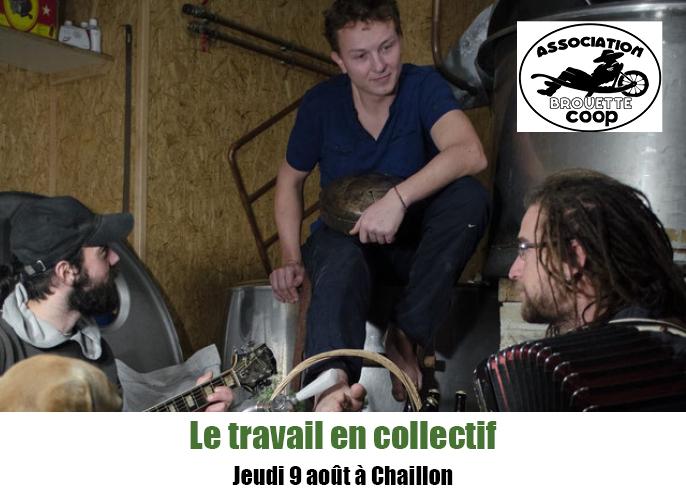 Etape de Cuvry à Chaillon