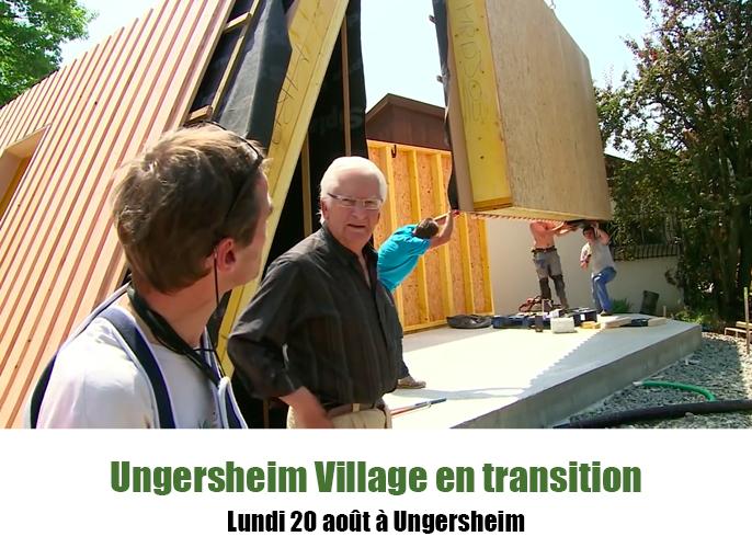 Etape de Ungersheim à