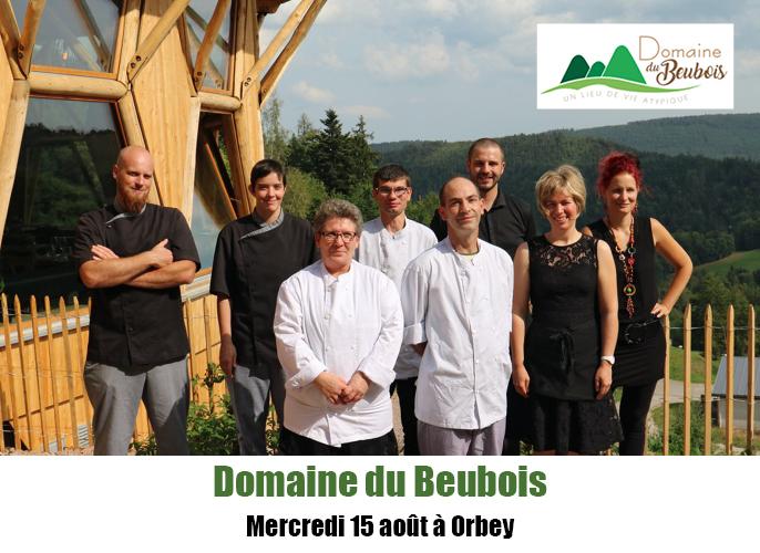 Etape de Saint-Dié-des-Vosges à Orbey