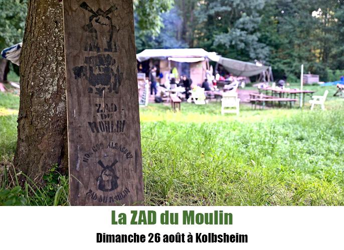 Etape de Kolbsheim à