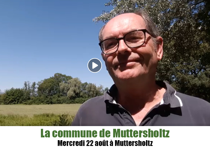 Etape de Katzenthal à Muttersholtz