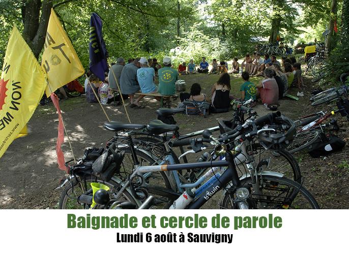 Etape de Biencourt sur Orge à Sauvigny