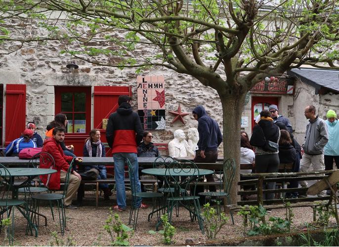 Etape de Angers à Chalonnes