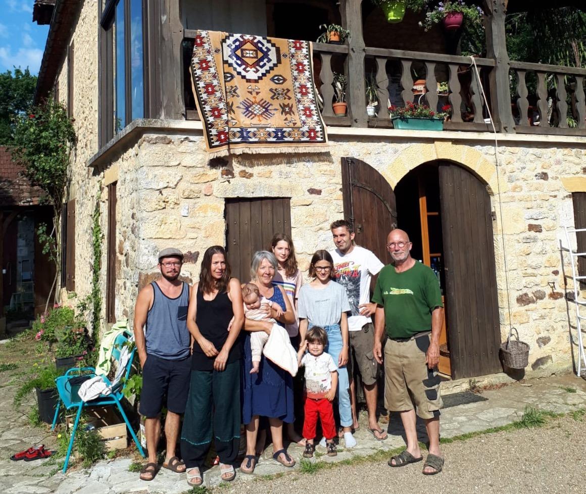 Etape de Bergerac à Le Buisson Cussac