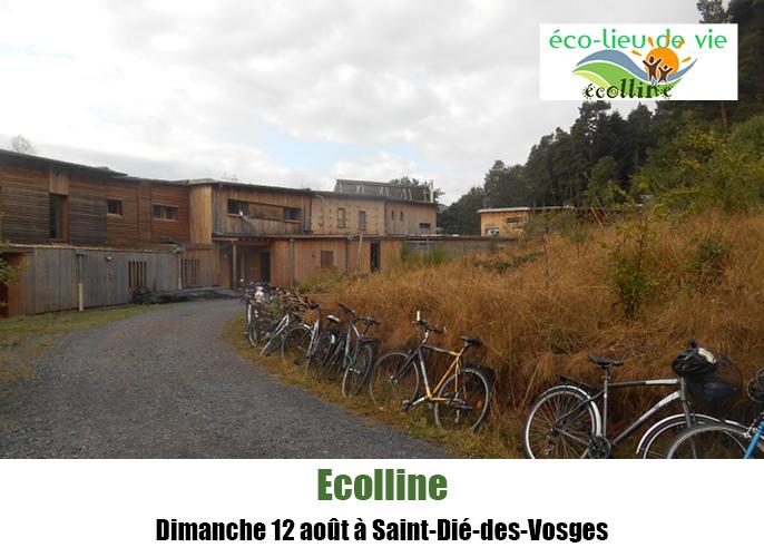 Etape de Badonviller  à Saint-Dié-des-Vosges