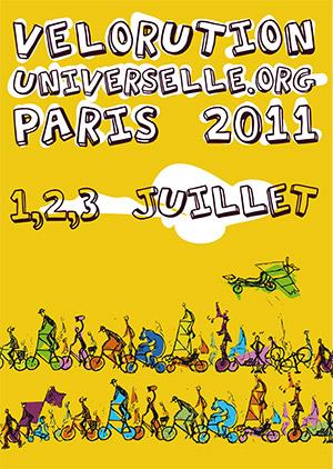 Vélorution Universelle 2011