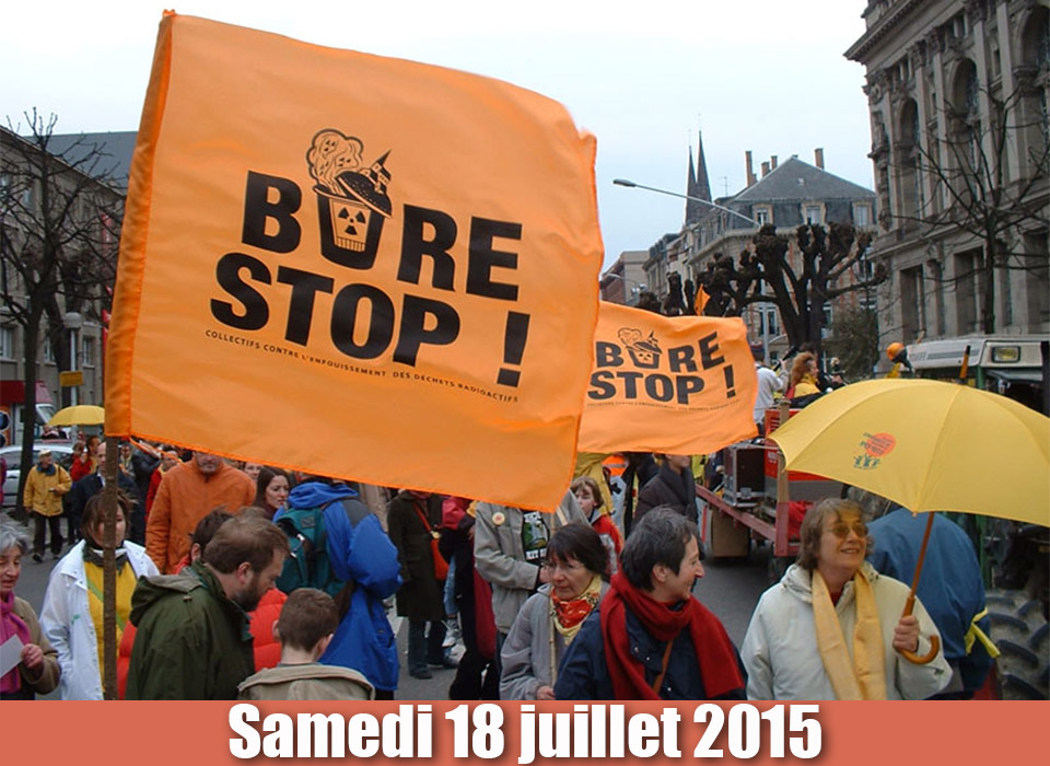 Bure STOP AlterTour 2015