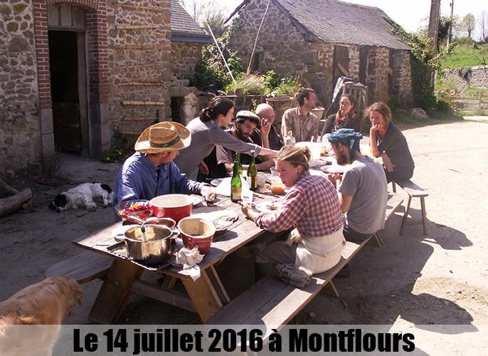 Etape de Méral à Montflours