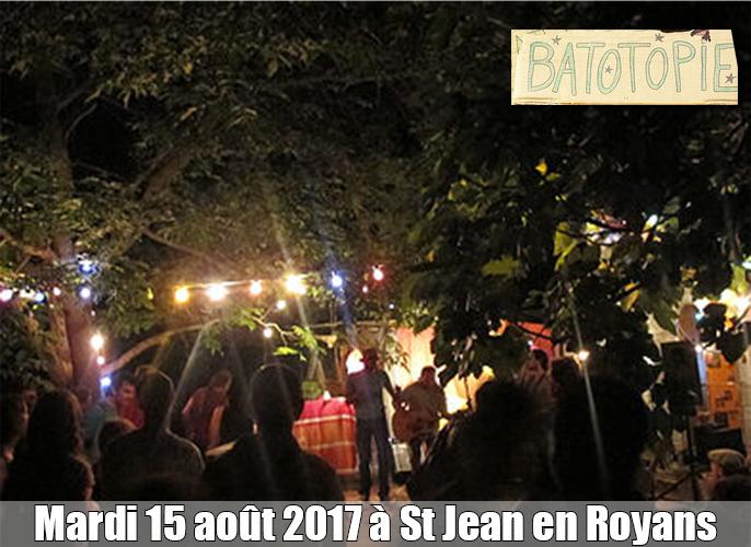 Etape de St Jean en Royan à