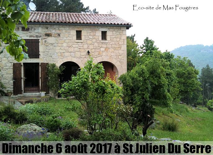 Etape de Rosières à St Julien Du Serre
