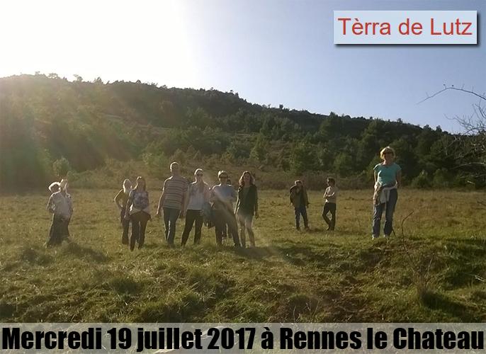 Etape de Rennes-le-château à