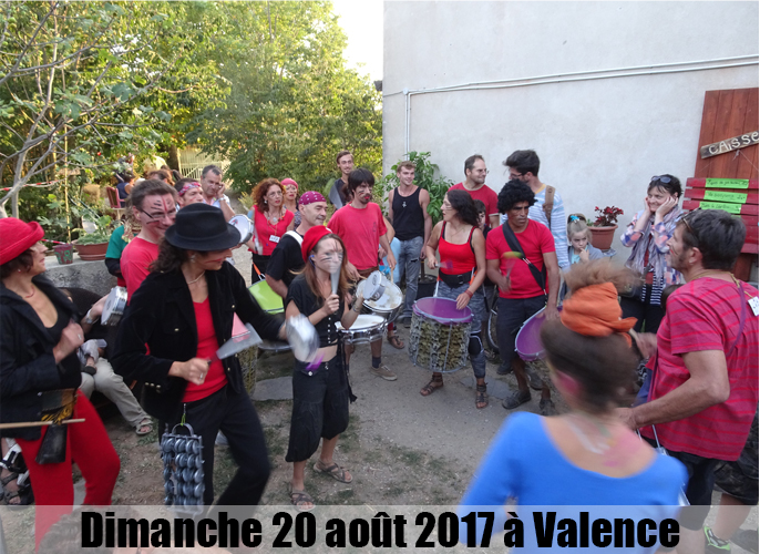 Etape de Valence à