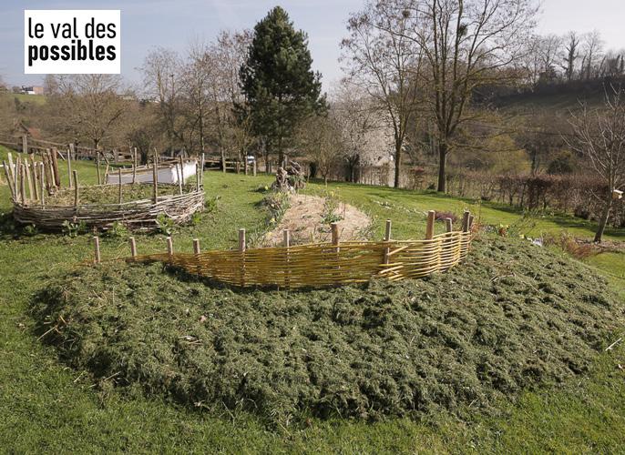Etape de Marais Vernier à Valorbiquet